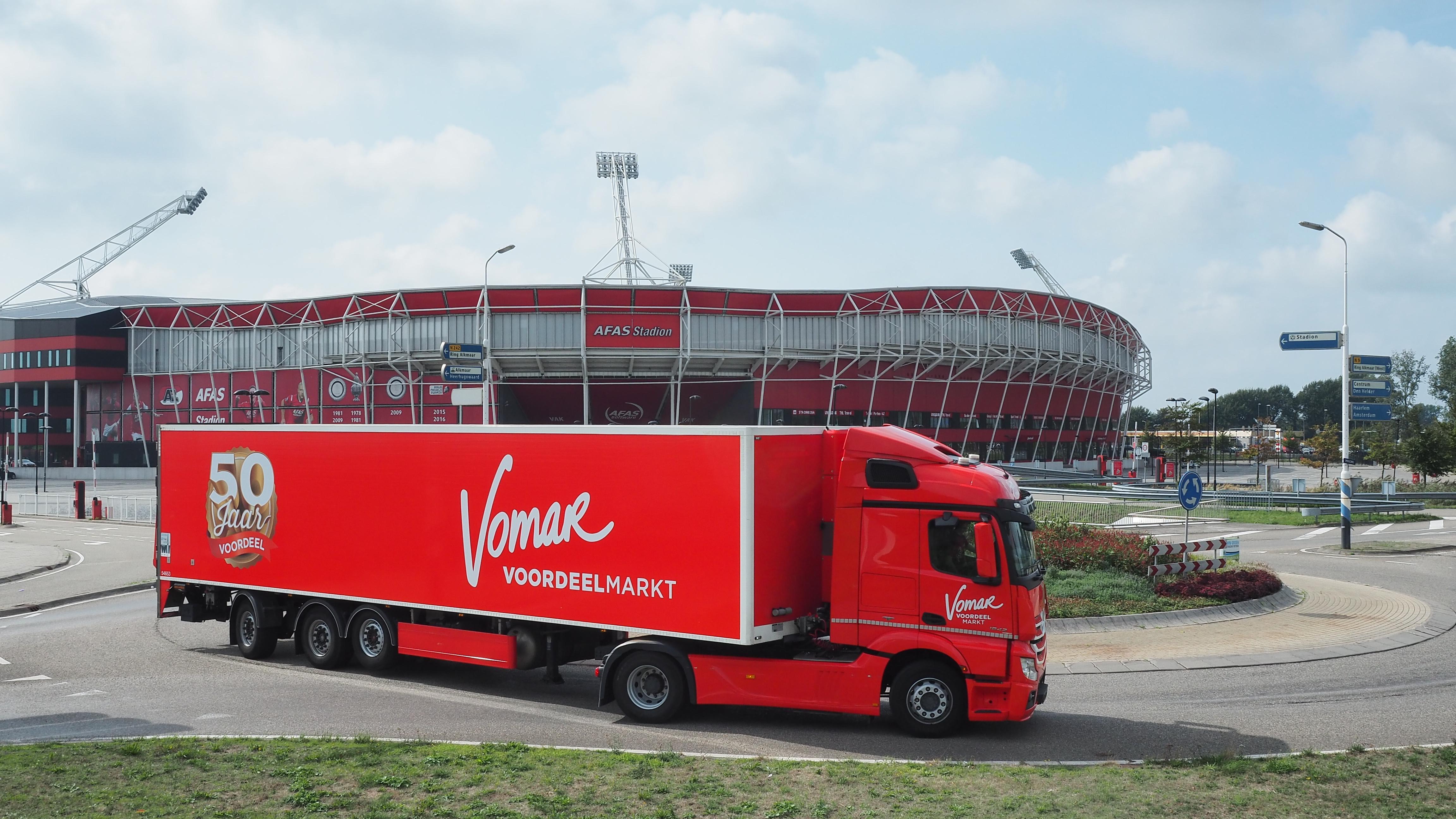 Chauffeur distributie Alkmaar