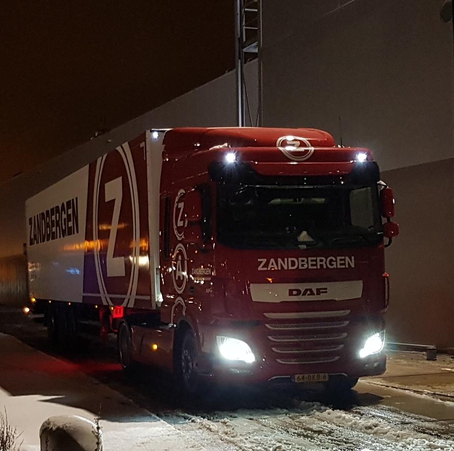 Nachtchauffeur: Tilburg – Roosendaal – Weert - Hoensbroek